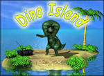Dino Island. Screensaver info and download page.